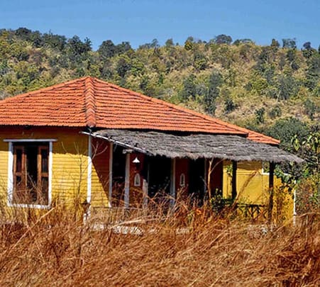 Stay in Resort at Bandhavgarh