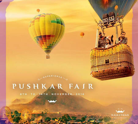 Pushkar Camel Fair Adventure Festival 2019