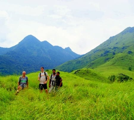 Trek to Sahibkkunnu in Wayanad