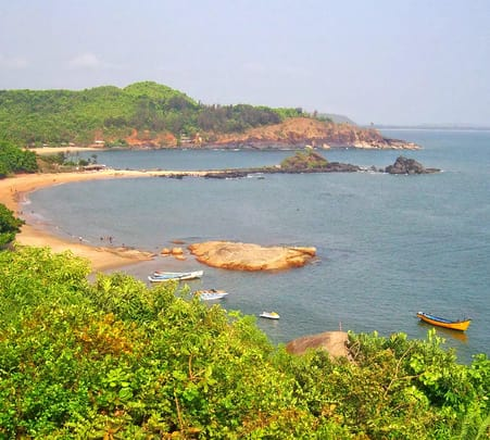 Gokarna Beach Trek with Homestay