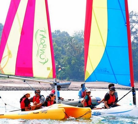 Certification Course Aquasail Yachting Academy: Start Sailing in Goa