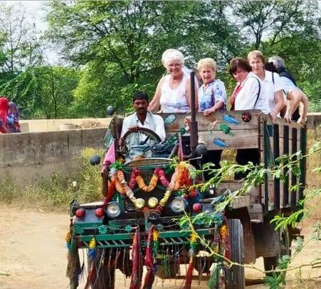 Village Safari at Dausa