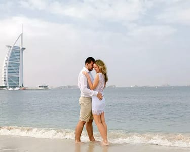 5 Days Romantic Getaway to Dubai with Desert Camping