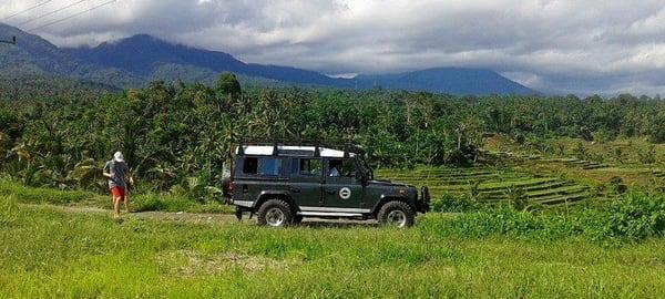 West Bali Land Cruise on a 4 Wheel Drive