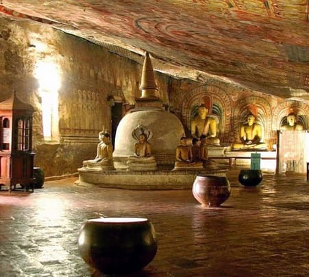Day Tour to Ancient Sri Lanka