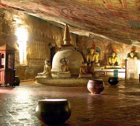 Day Tour to Ancient Sri Lanka