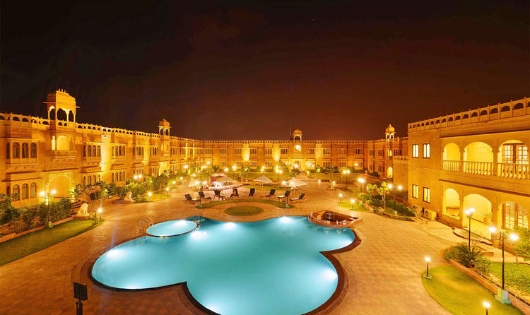 04desert Tulip Hotel Resort