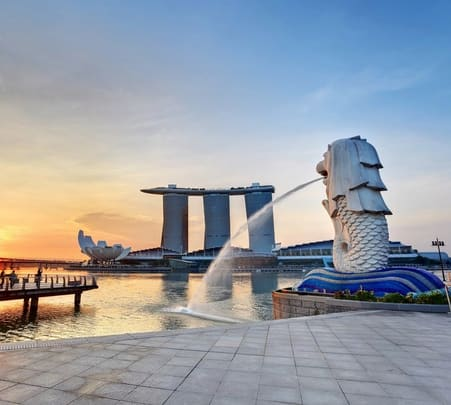5 Days and 4 Nights Stay and Sightseeing in Singapore