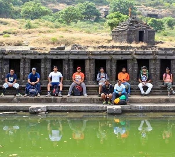 Trek to Harishchandragad from Pune