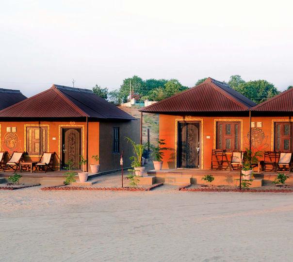 Desert Camping Experience in Pushkar