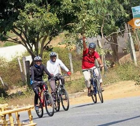 3 Day Nilgiri Cycling Adventure