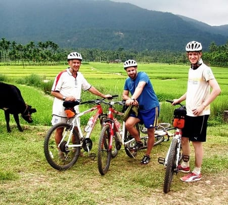 Guided Cycling Tour in Wayanad