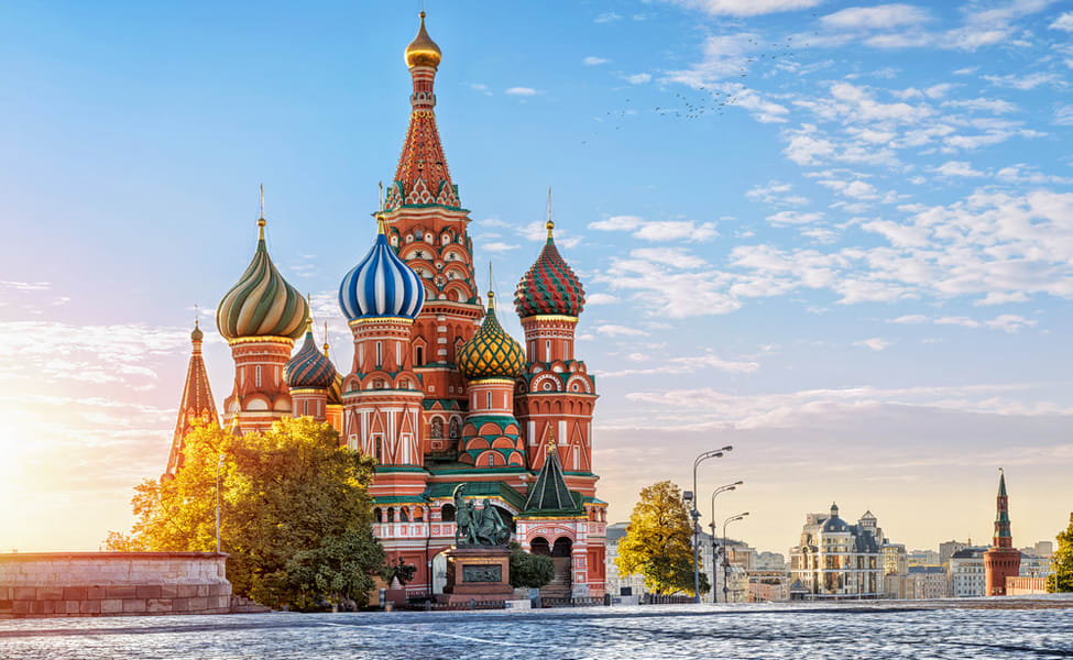 Best Of Russia In 9 Days 2021   Book @ Flat 20% Off