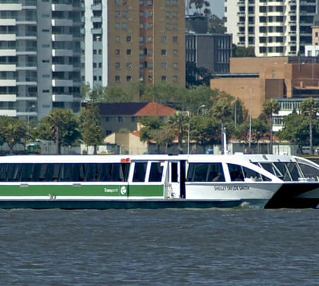Lunch Cruise at Upper Swan River