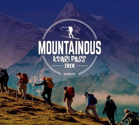 Kuari Pass Trek 2019, Uttarakhand
