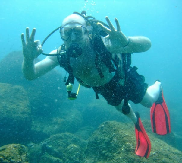 Grande Island Scuba Diving Package Goa
