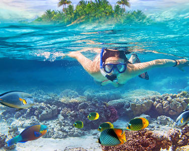 Andaman Tour with Snorkeling - Flat 8% off