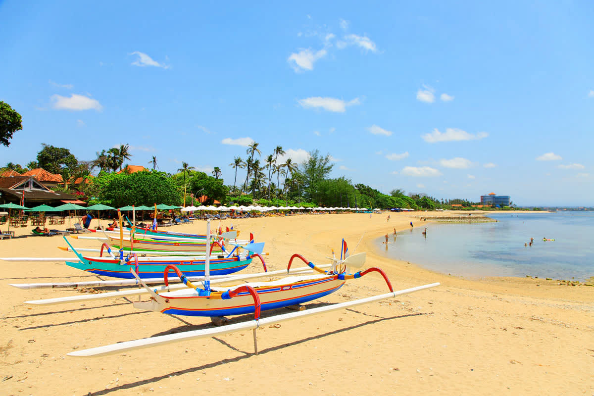 Visit Sanur Beach