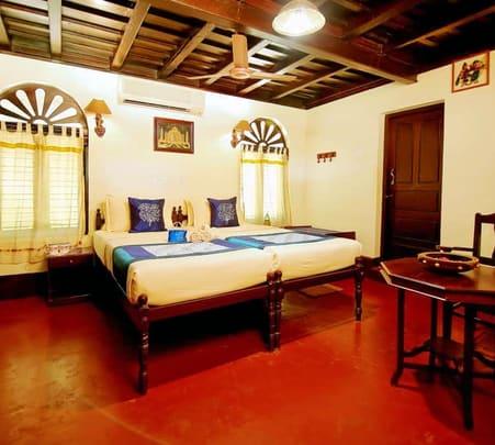 Heritage Homestay in Alleppey, Kerala