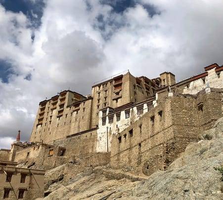 Leh Ladakh Group Tour Package with Camping