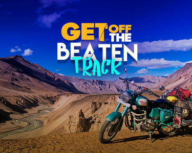 Manali to Leh Bike Trip from Delhi