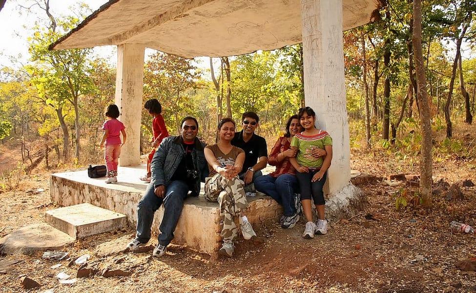 Overnight Camping At Singrampur, Jabalpur