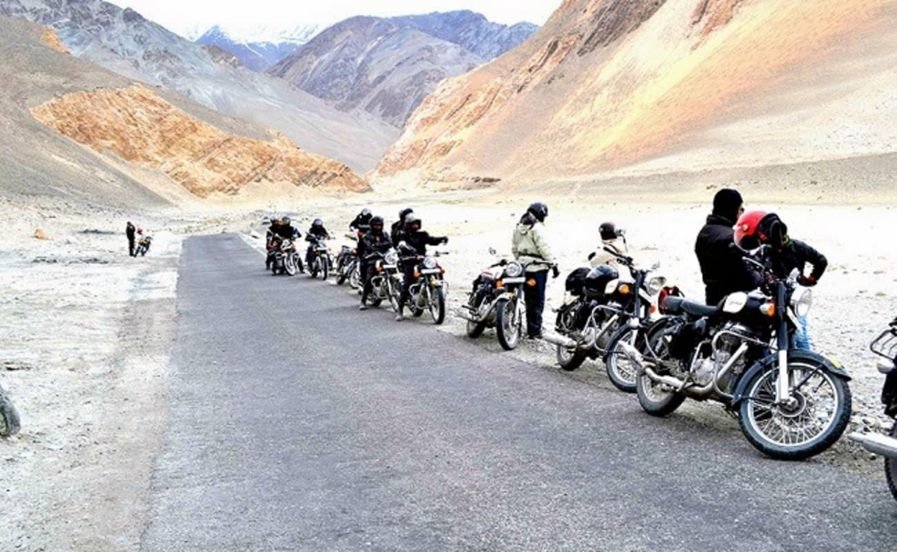 Leh Ladakh To Manali Bike Trip Package 2018 Thrillophilia