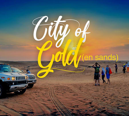 Dubai 3 Days Budget Tour with Desert Safari
