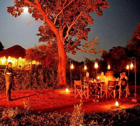 Romantic Bbq Dinner in the Jungle of Yala