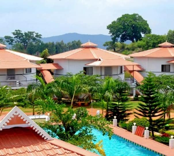 Team Outing at Hill Resort in Yelagiri