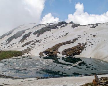 Bhrigu Lake Trek 2019, Manali