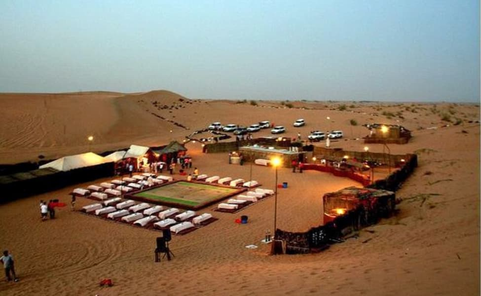 Luxury Overnight Desert Safari In Dubai Thrillophilia