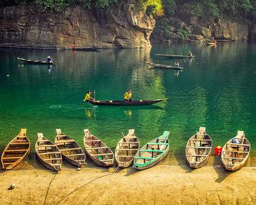 6 Days Magnificent Group Tour of Meghalaya