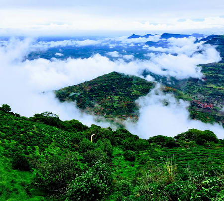 Trek to Kalsubai Peak