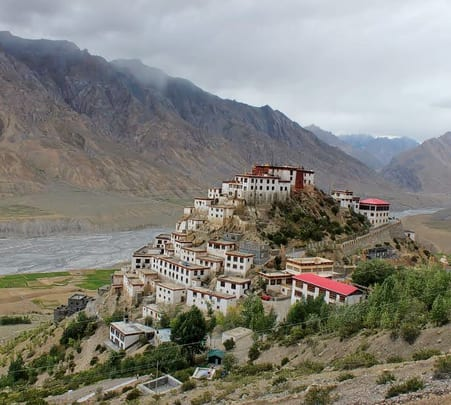 Road Trip to Kinnaur and Spiti Valley