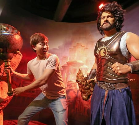 Madame Tussauds Bangkok Admission Ticket - Flat 40% off