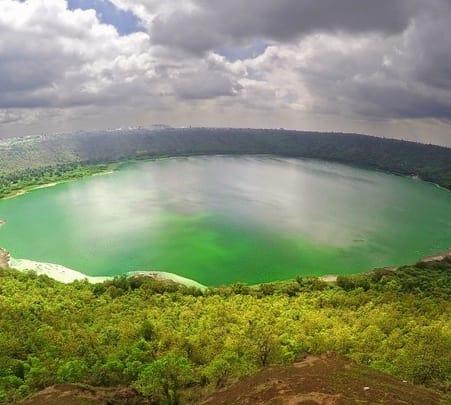 Lonar Crater Exploration, Maharashtra