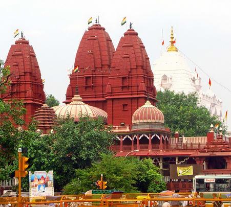 Spiritual Tour through Religious Places of Chandni Chowk in New Delhi