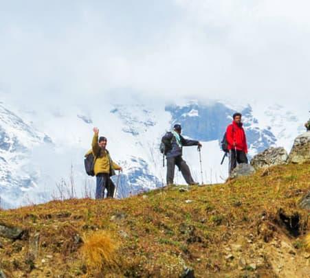 Pindari Glacier Trek For 7 Days