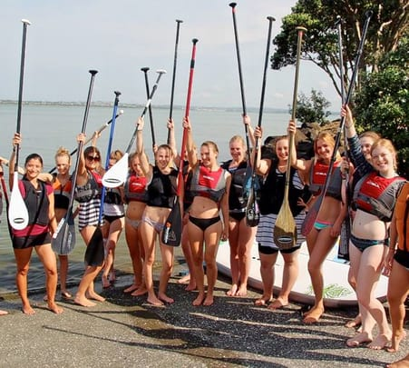 Sup-eco Tour in Auckland
