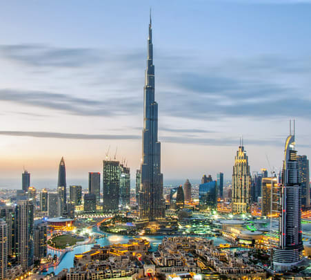 Dubai 6 Nights 7 Days Package at Flat 20% off