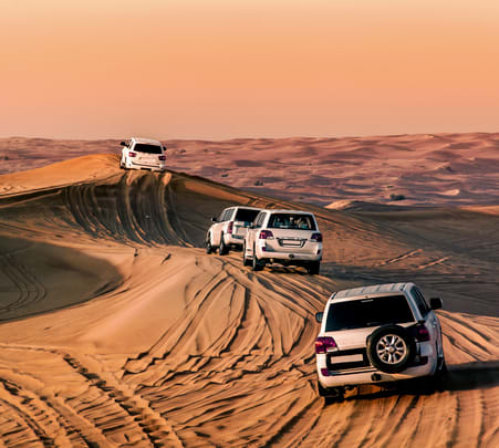 Arabian Overnight Desert Safari with Bbq Dinner Flat 15% off