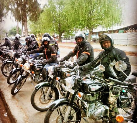 Bike Trip from Leh to Srinagar