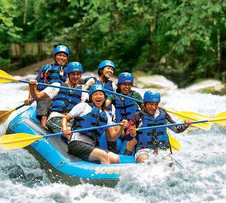 Upper Seti River Rafting in Nepal
