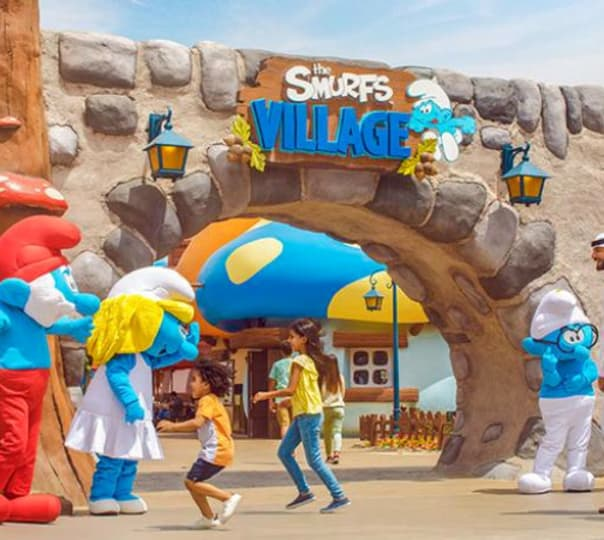 Dubai Parks and Resorts Tour