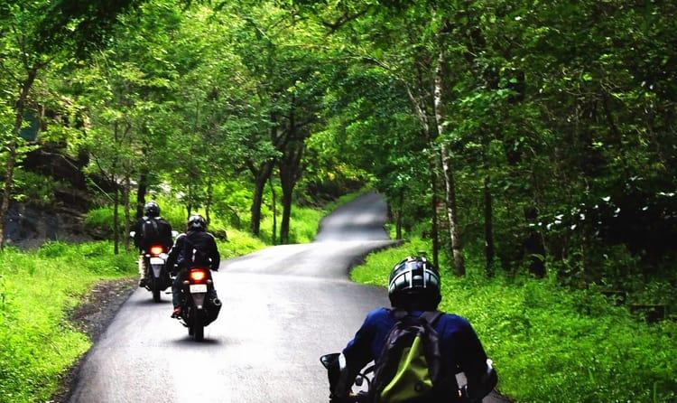 Kerala Motorcycle Tour