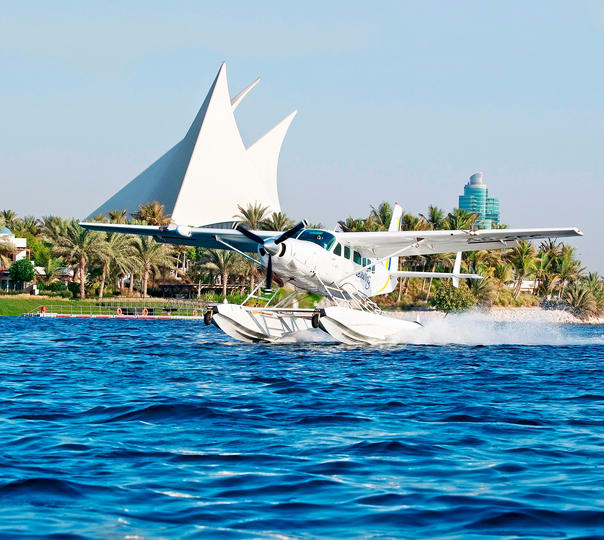 Sea Plane Tour from Dubai to Abu Dhabi