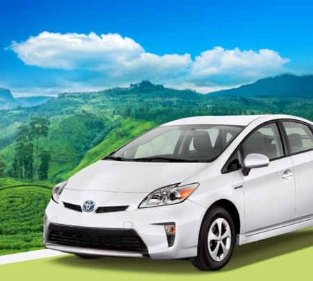 Rent a Car in Kandy without Driver - Flat 25% off