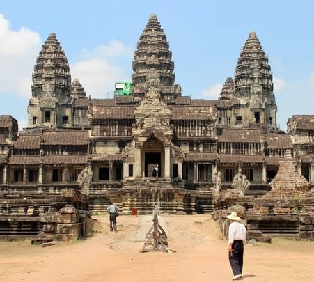 Half Day Tour of Angkor