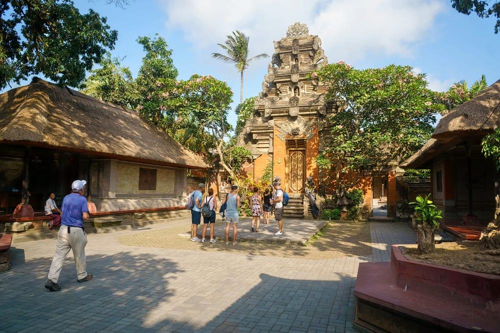 Visit Ubud Palace